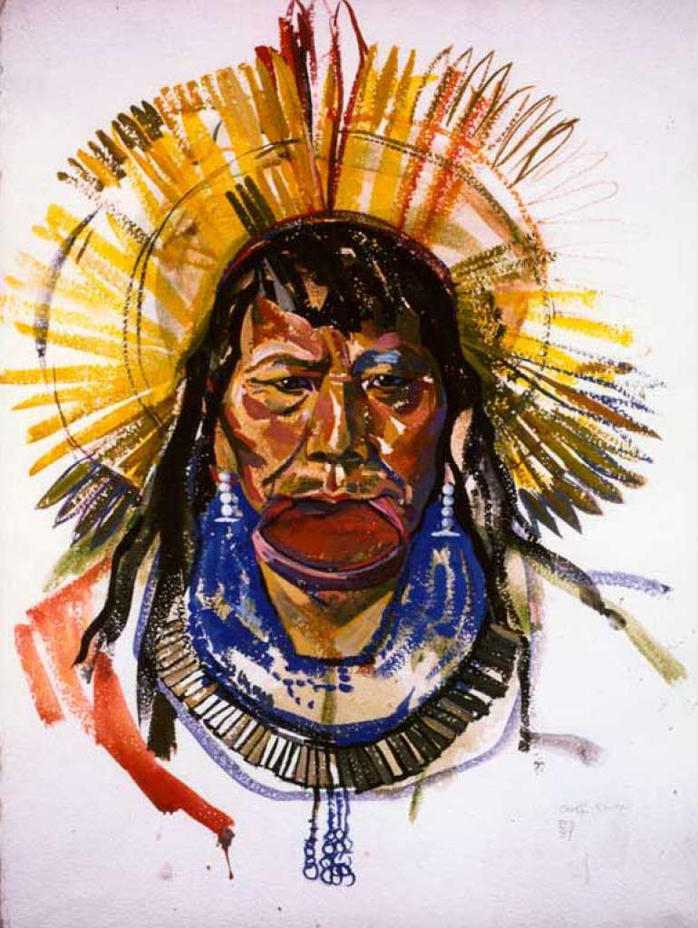 Image No: Indian Chief